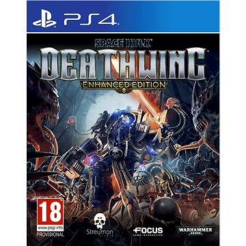 Space Hulk: DeathWing - Enhanced Edition - PS4 (3512899114234)