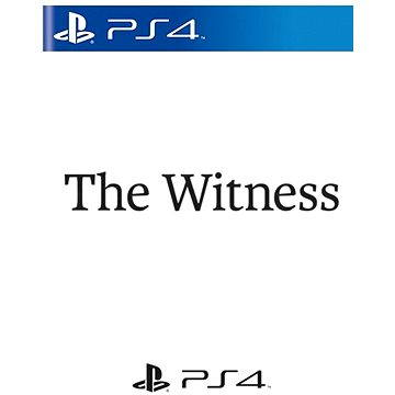 The Witness - PS4