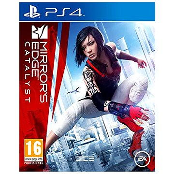 Mirrors Edge 2 Catalyst - PS4 (1029977)