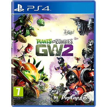 Plants vs Zombie: Garden Warfare 2 - PS4 (1026559)