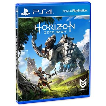 Horizon: Zero Dawn - PS4 (PS719834250)