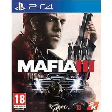 Mafia III - PS4 (5026555421645)
