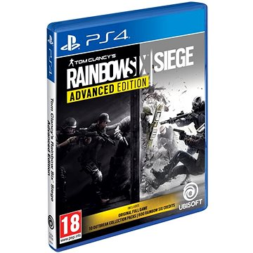 Tom Clancys: Rainbow Six: Siege Advanced Edition - PS4 (3307216054993)