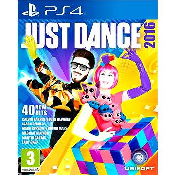 Just Dance 2016 - PS4 (USP403613)