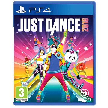 Just Dance 2018 - PS4 (3307216017530)