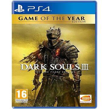 Dark Souls III: The Fire Fades Edition (GOTY) - PS4 (3391891993982)