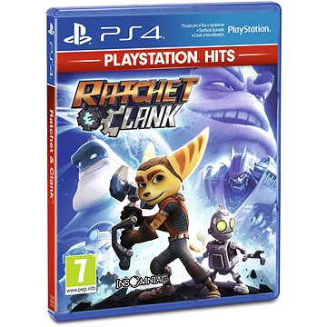 Ratchet and Clank - PS4 (PS719415275)