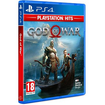 God Of War - PS4 (PS719357476)