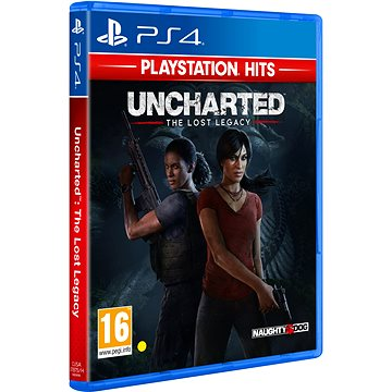 Uncharted: The Lost Legacy - PS4 (PS719858065)