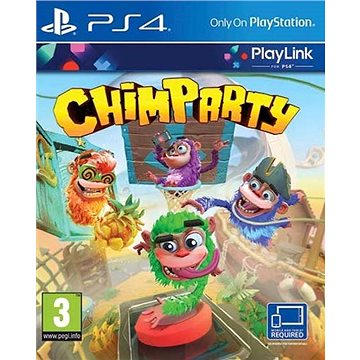 Chimparty - PS4 (PS719769712)