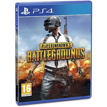 PlayerUnknowns Battlegrounds - PS4 (PS719787914)