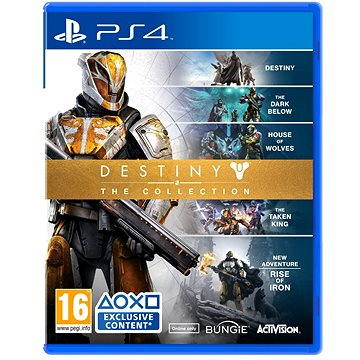 Destiny: Complete Collection - PS4