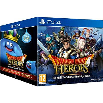 Dragons Quest Heroes: The World Trees Woe and The Blight Below Collectors Edition - PS4 (5021290069398)