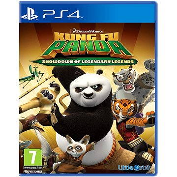 Kung Fu Panda: Showdown of Legendary Legends - PS4 (8154030103773)