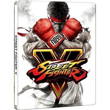 Street Fighter V Steelbook Edition - PS4 (5055060900345)