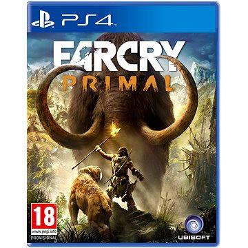 Far Cry Primal - PS4 (3307215941782)