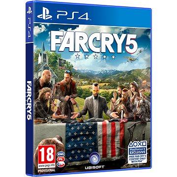 Far Cry 5 - PS4 (3307216023234)