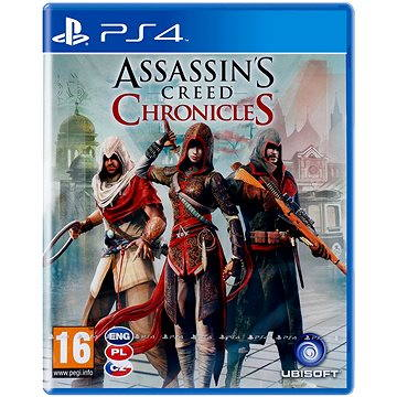 Assassins Creed Chronicles CZ - PS4 (3307215916322)