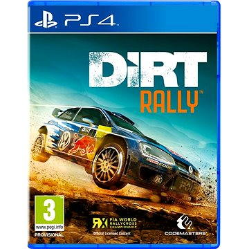 Dirt Rally - PS4 (4020628813673)