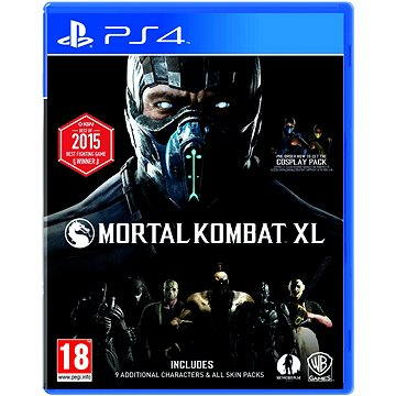 Mortal Kombat XL - PS4 (5051892197878)