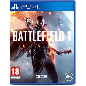 Battlefield 1 - PS4 (5030935113761)