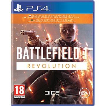 Battlefield 1 Revolution - PS4 (1051844)