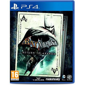 Batman Return to Arkham - PS4 (5051892198745)