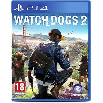Watch Dogs 2 - PS4 (3307215966709)