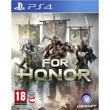 For Honor - PS4 (3307215914977)
