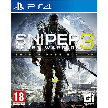 Sniper: Ghost Warrior 3 Season Pass Edition - PS4 (5907813591747)