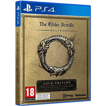 The Elder Scrolls Online: Gold Edition - PS4