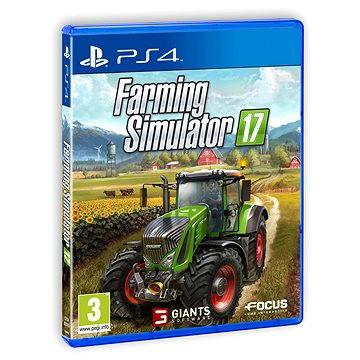 Farming Simulator 17 - PS4 (3512899116603)