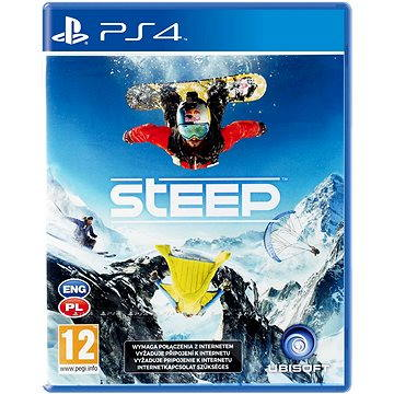 Steep - PS4 (3307215974346)