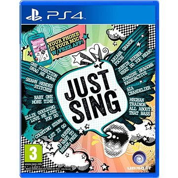 Just Sing - PS4 ( USP403921)