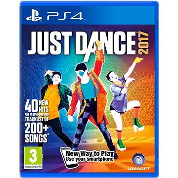 Just Dance 2017 Unlimited - PS4 (USP403621)