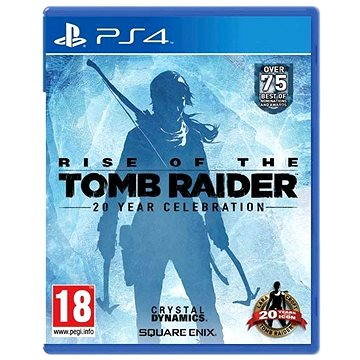 Rise of The Tomb Raider 20th Celebration Edition - PS4