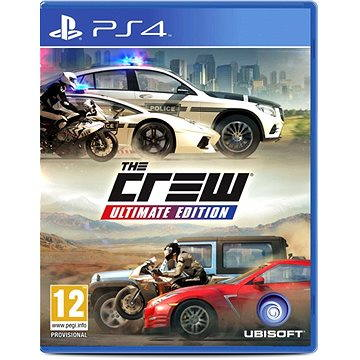 The Crew Ultimate Edition - PS4 (3307215982211)