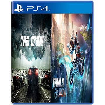 The Crew + Trial Fusion - PS4