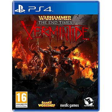 Warhammer: End Times - Vermintide - PS4 (9006113009085)
