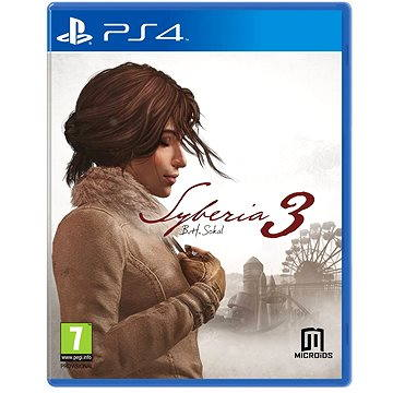 Syberia 3 Collectors Edition - PS4