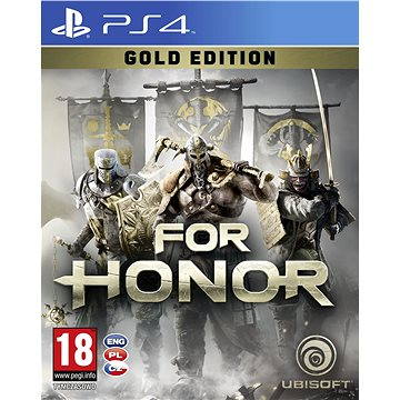 For Honor Gold edice - PS4 (3307215972168)