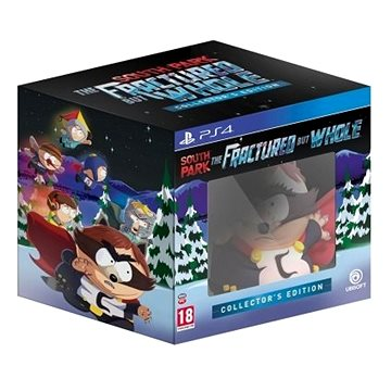South Park: The Fractured But Whole Collectors Edition - PS4 (3307215971666)