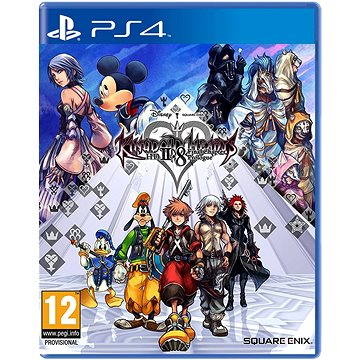 Kingdom Hearts 2.8 Final Chapter Prologue - PS4 (5021290071964)