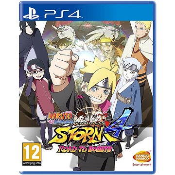 Naruto Shippuden: Ultimate Ninja Storm 4 Road To Boruto - PS4 (3391891991285)