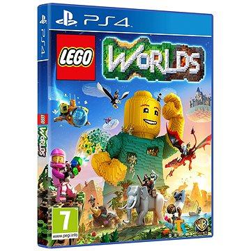 LEGO Worlds CZ - PS4 (5051892205412)