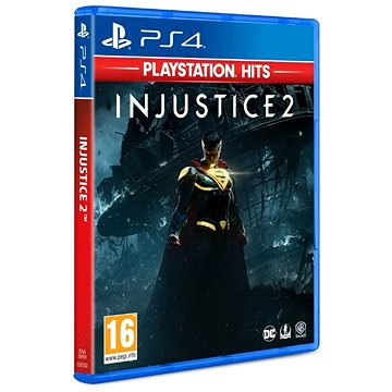 Injustice 2 - PS4 (5051892208123)