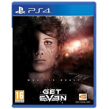 Get Even - PS4 (3391891994408)
