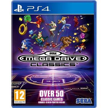 Sega Mega Drive Classics - PS4 (5055277032082)