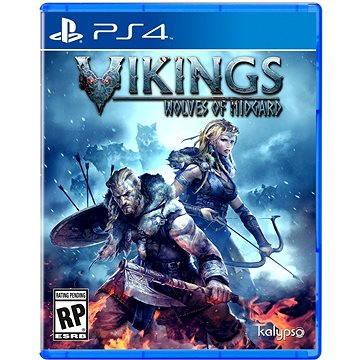 Vikings - Wolves of Midgard - PS4 (4260089416833)