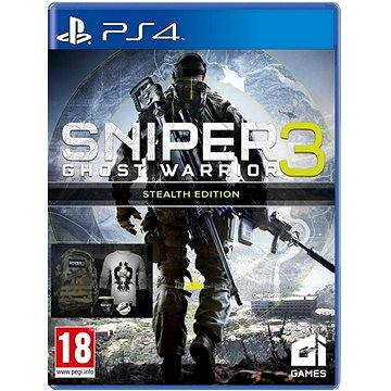 Sniper: Ghost Warrior 3 Stealth Edition - PS4 (5907813592201)
